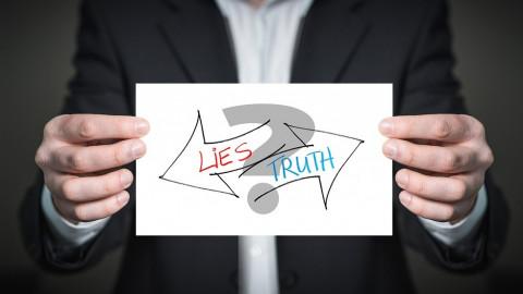 4 kłamstwa, które są często powtarzane przez rekruterów